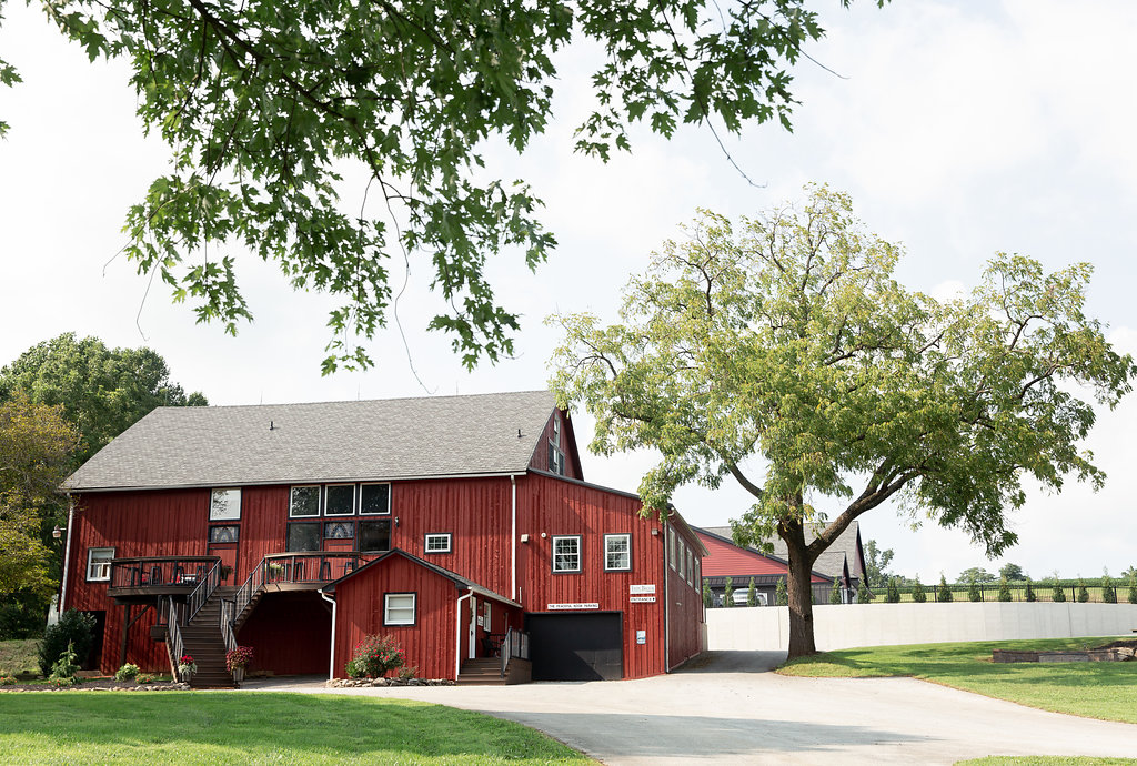Twinbrook Retreat Barn
